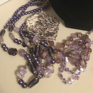 Purple Haze Jewelry Bundle - 242